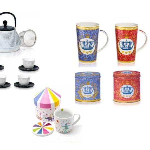 Teeservice Teeladen - Burghaus & Villa Kronenburg