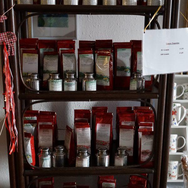 Tee Teelädchen - Burghaus & Villa Kronenburg