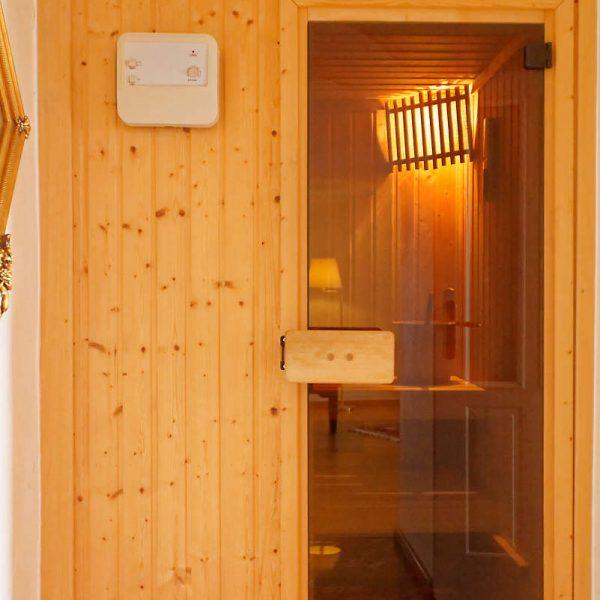 Sauna Romantiksuite - Burghaus & Villa Kronenburg