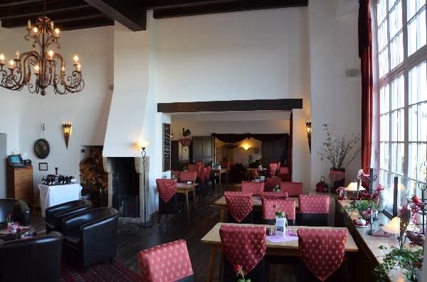 Kamin Restaurant Villa - Burghaus & Villa Kronenburg