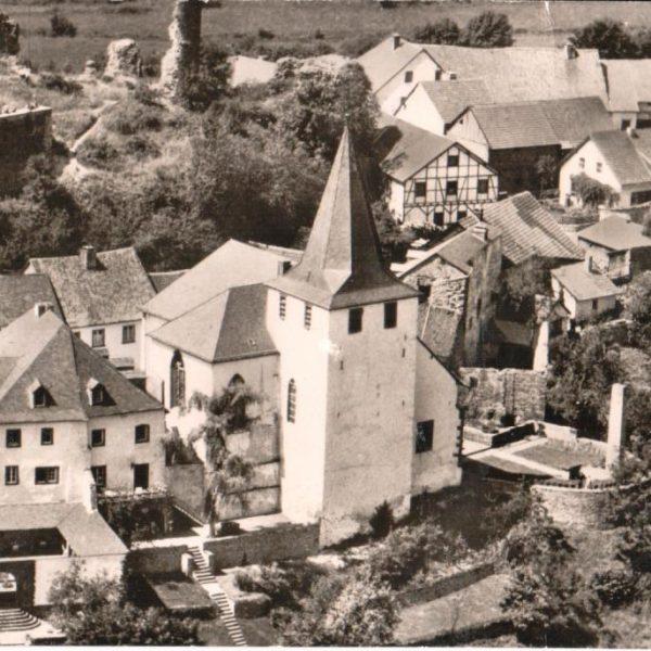Historisches Eifeldorf Kronenburg - Burghaus & Villa Kronenburg