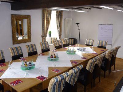 Tagungsraum Workshop - Burghaus & Villa Kronenburg