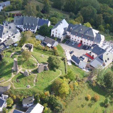 Tagungshotel - Burghaus & Villa Kronenburg