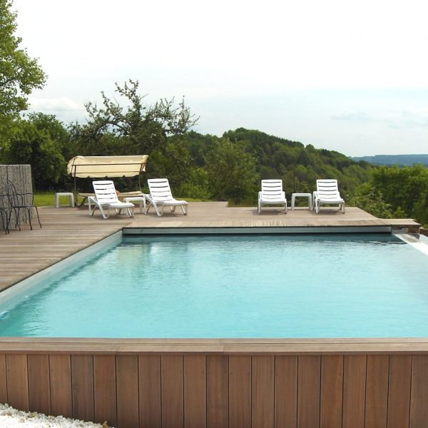 Pool Wellness - Burghaus & Villa Kronenburg