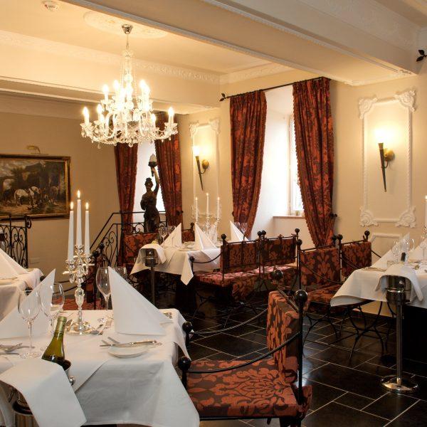 Restaurant Villa Kronenburg - Burghaus & Villa Kronenburg